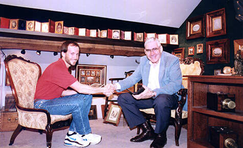 Gary W. Ewer and Matthew R. Isenburg, Haydlyme, CT, 1993